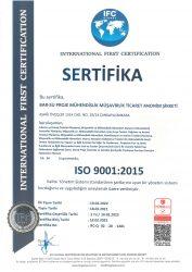 Barsu ISO 9001 2015